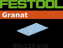 Schleifstreifen STF 80x133 P80 GR/10 497128