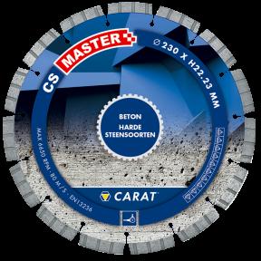 CSM1253000 Diamanttrennscheibe BETON CS MASTER, 125x22,2 MM