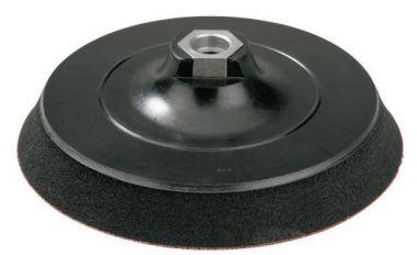 4932373161 Polierteller mit M14 Gewinde  Klettbandverschluss Ø 150 mm
