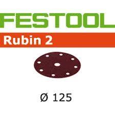 Schleifscheiben STF D125/8 P40 RU2/50 499093
