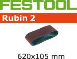 Schleifband L620X105-P100 RU2/10 499152