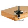 Abrundfräser HW S8 D38,1/R12,7 KL 491016