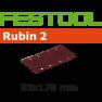 Schleifstreifen STF 93X178/8 P80 RU2/50 499063